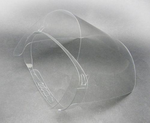 Štít ochranný, transparentní PET fólie 0,50 mm