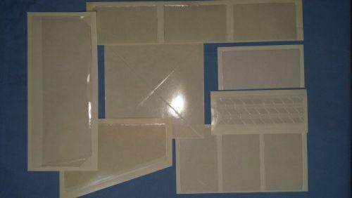 PVC kapsa samolepící