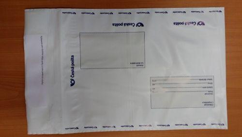 Obálka bezpečnostní na cenná psaní Česká pošta C4
