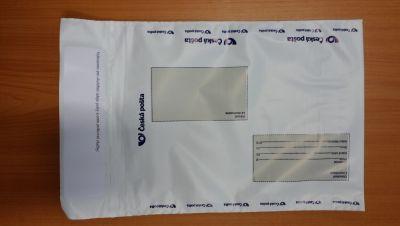 Obálky bezpečnostní