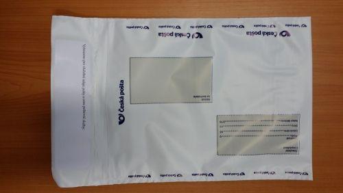 Obálka bezpečnosní na cenná psaní Česká pošta C5